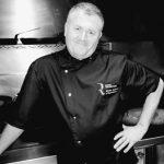 Jérôme Sauton Chef au restaurant l'Oustaloun de Maussane les Alpilles